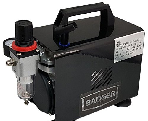 Review: Badger Air Star V T909 Compressor