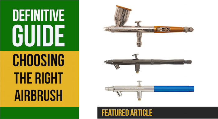Airbrush buying guide