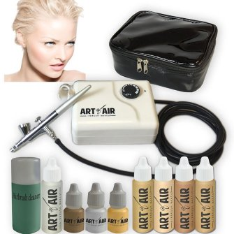 art of air airbrush makeup kit review