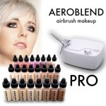 Aeroblend Airbrush Makeup Personal Starter Kit Review