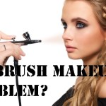 5 airbrush makeup problems and solutions