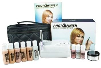 Photo Finish professional airbrush makeup kit
