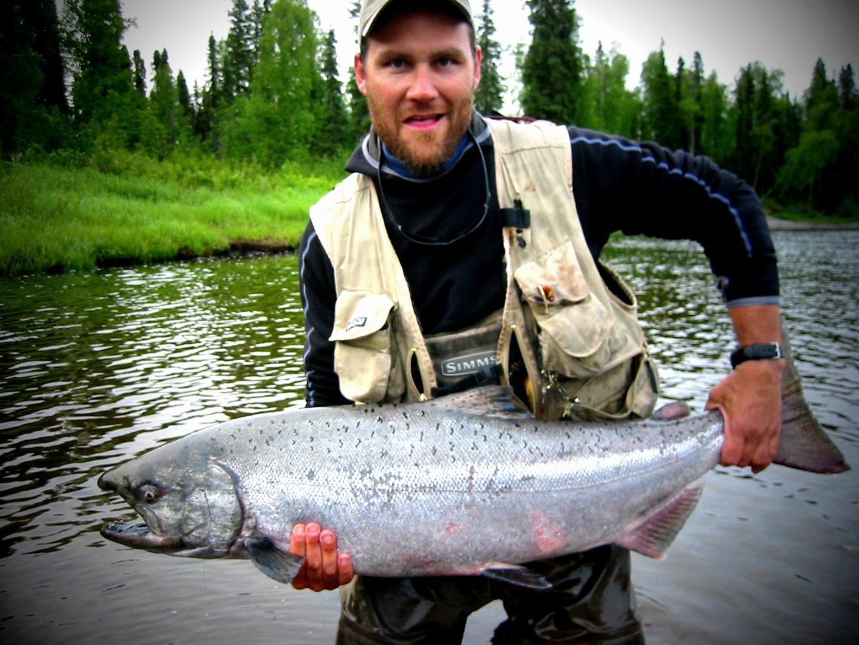 Alaska Fishing Expeditions