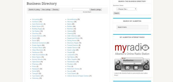 free business directory listing small