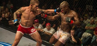 EFC 37'S LEON MYNHARDT: LOOKING FOR A TRILOGY SWEEP