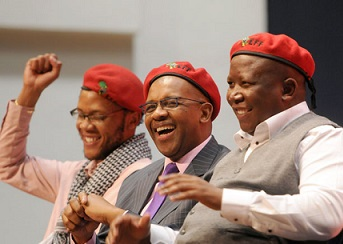 Malema The Big Winner
