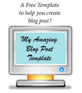 Free Blog Post Template
