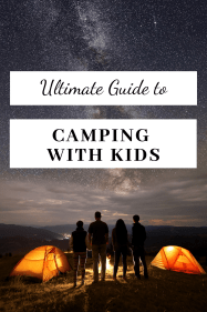 Get the best 14 tips for camping with kids.  You won't want to miss these incredible tips for family camping.
