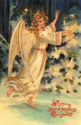 Christmas Angel Vintage Angels Victorian Images