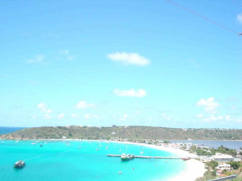 Getting Married in Anguilla - View from La Vue