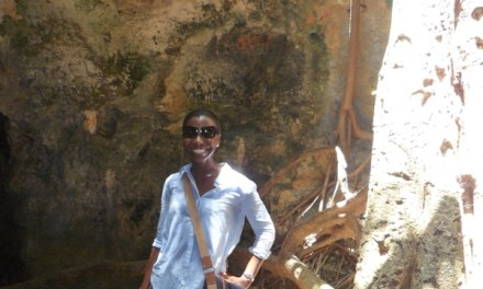My Anguilla Caves Adventure