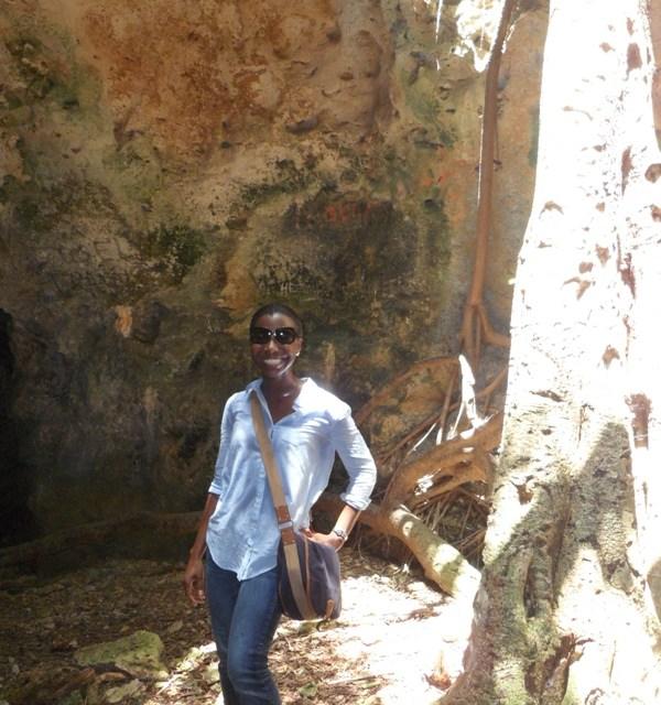 My Anguilla Caves Adventure