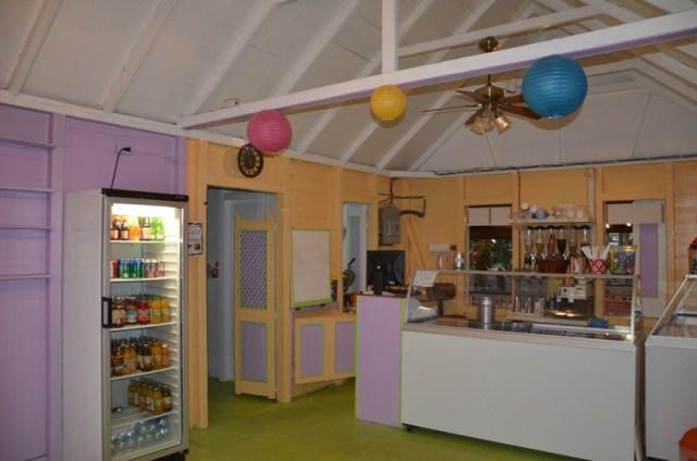 Interior Tropical Treats Fun House