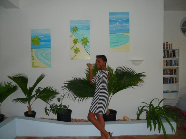 Sherise at Shoal Bay Villas
