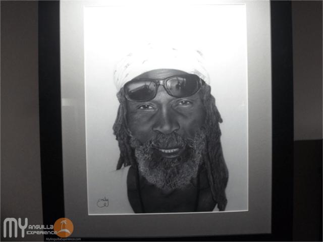 Emily Garlick, Ani Art Academy Anguilla