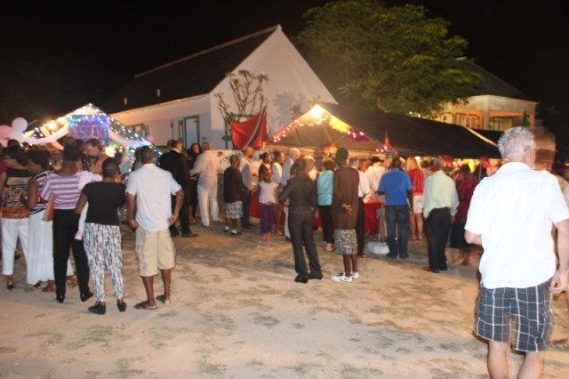 St. Gerard's Garden Party - Anguilla