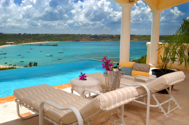 Spy Glass Hill Villa, Anguilla