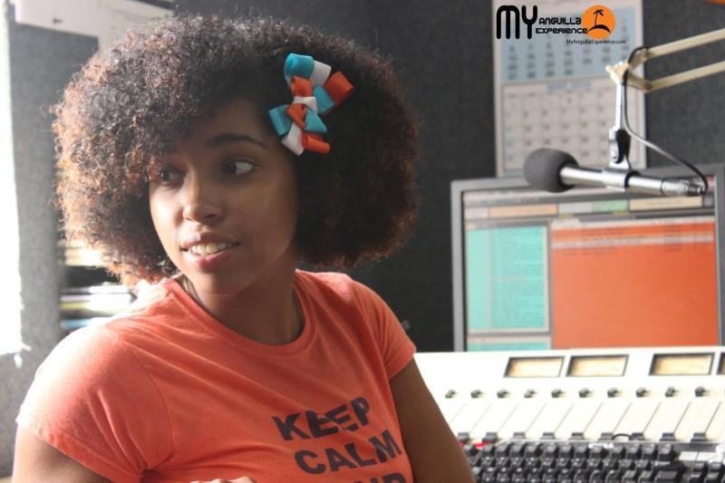 DJ at Radio Anguilla