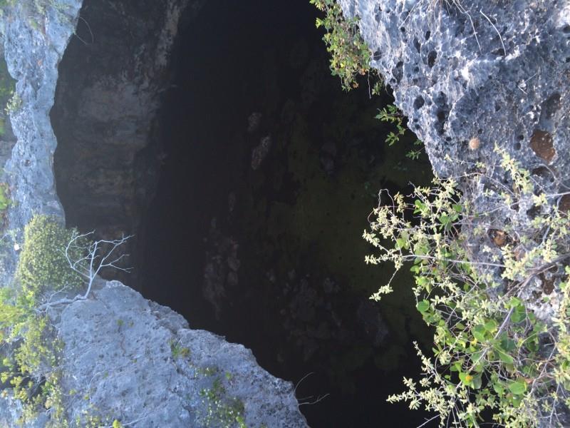 Abadam Hole