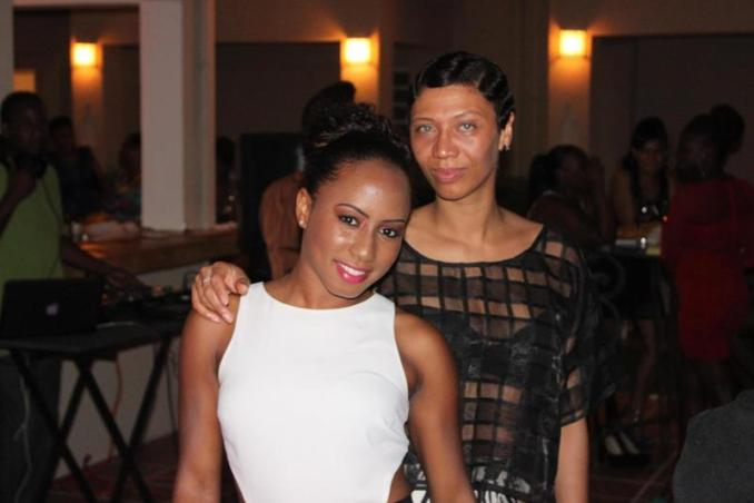 2nd Annual Hair Affair Cocktail Reception at Flavours Restaurant, Anguilla