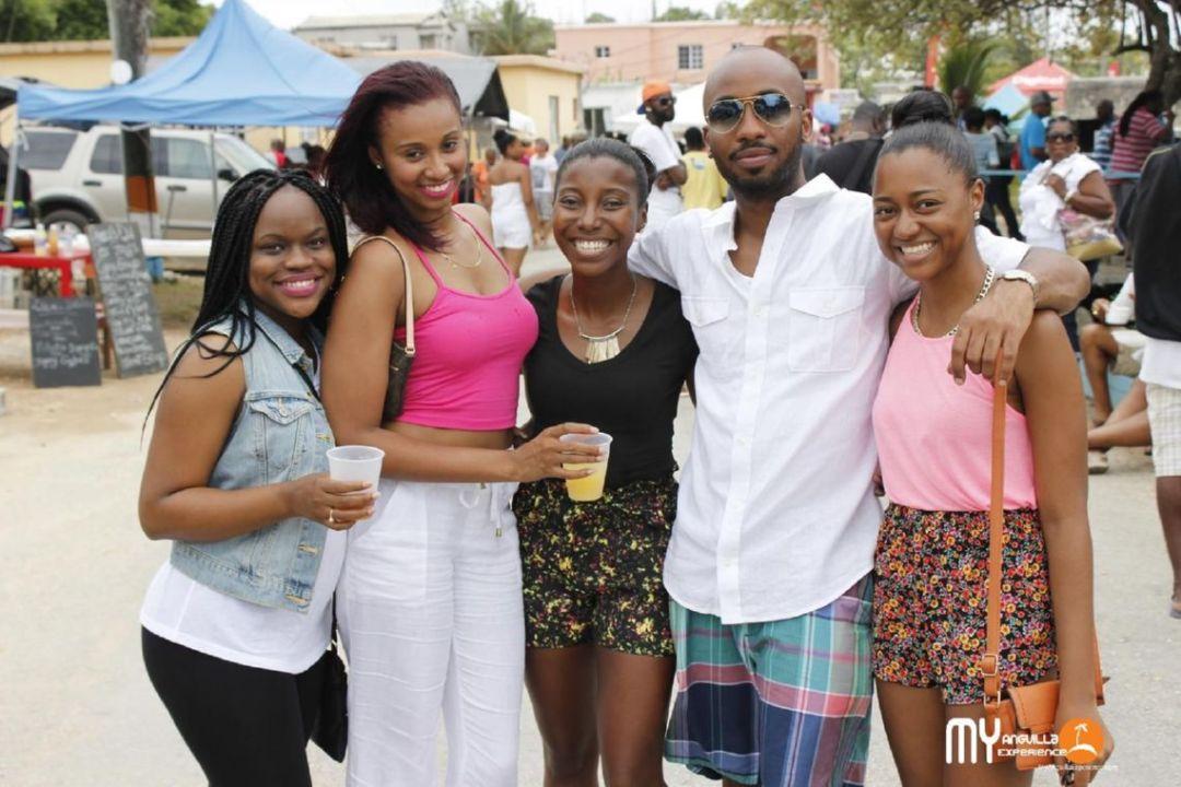 Friends, South Valley Street Fair, Anguilla