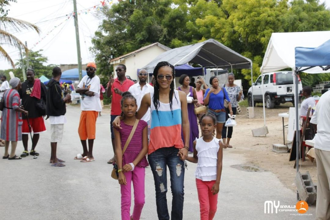 Friends, South Valley Street Fair, Anguilla