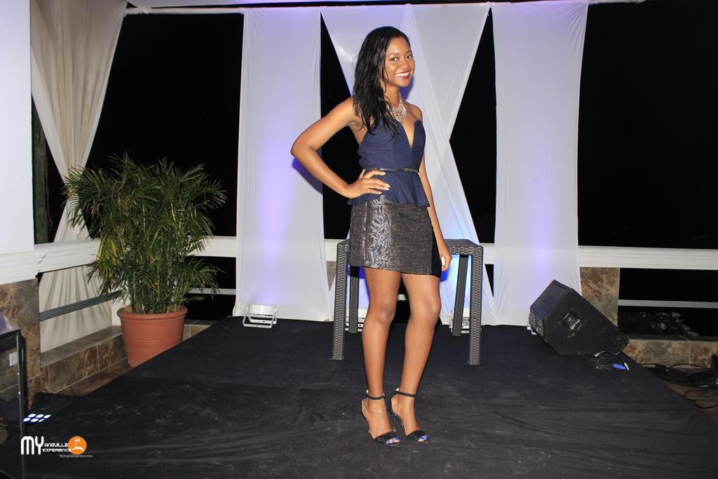 Sherise at National Youth Awards