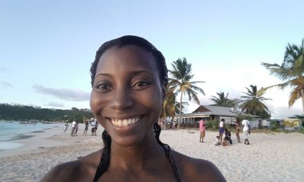 Selfie or Usie in Anguilla