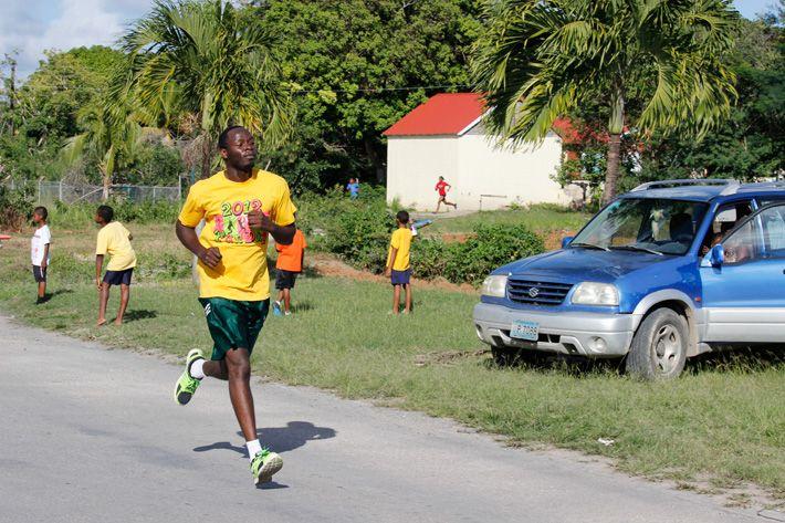 Nash running