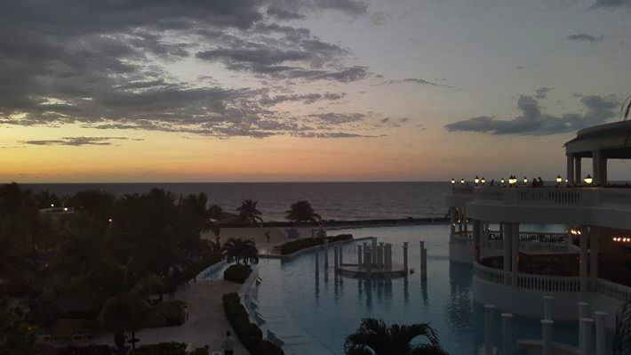 Beautiful Sunset, Grand Palladium, Jamaica