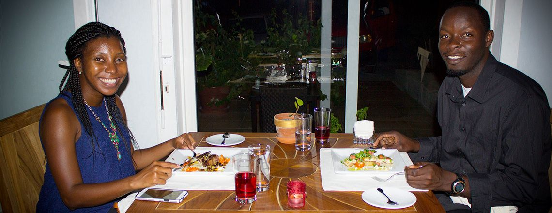 Dinner at De Cuisine