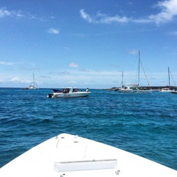 Sherise with Anguilla Day Boats 2015