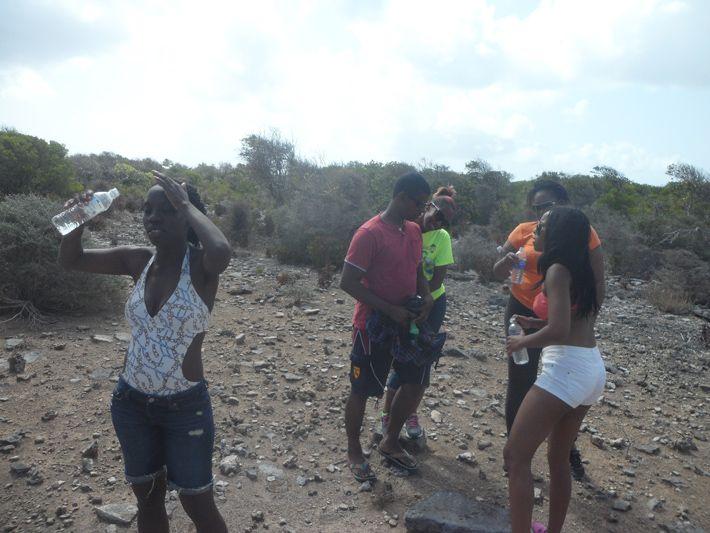Scrub Island Hike