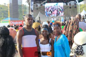 Faces at August Monday Beach Party 2015
