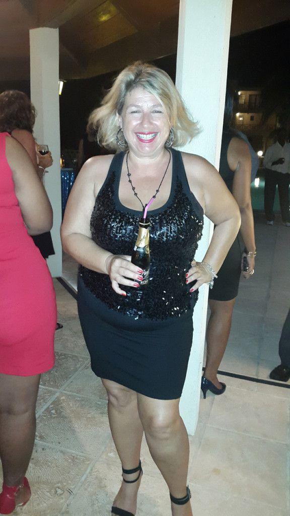 Trudy - Editor True Anguilla Magazine