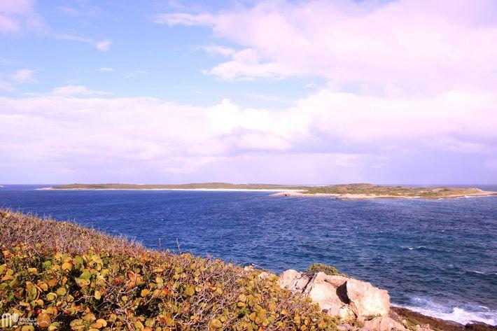 Scrub Island from Windward Point Anguilla