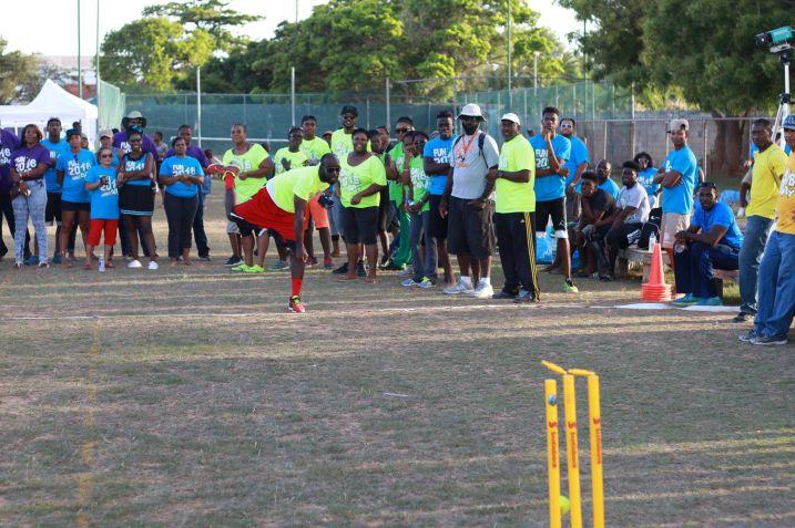 Fun Day 2016 - Cricket ball