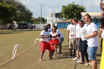 Fun Day 2016 - Tug of war