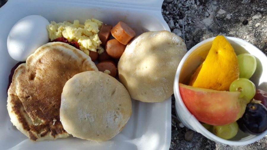 Breakfast was so good