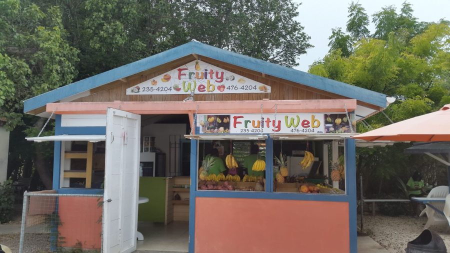 Fruity Web, Anguilla