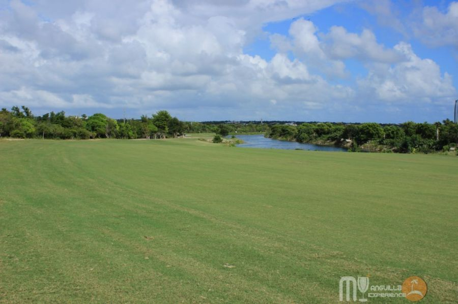 Beautiful golf course at Cuisinart