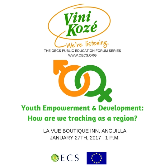 Countdown to Anguilla OECS Vine Koze