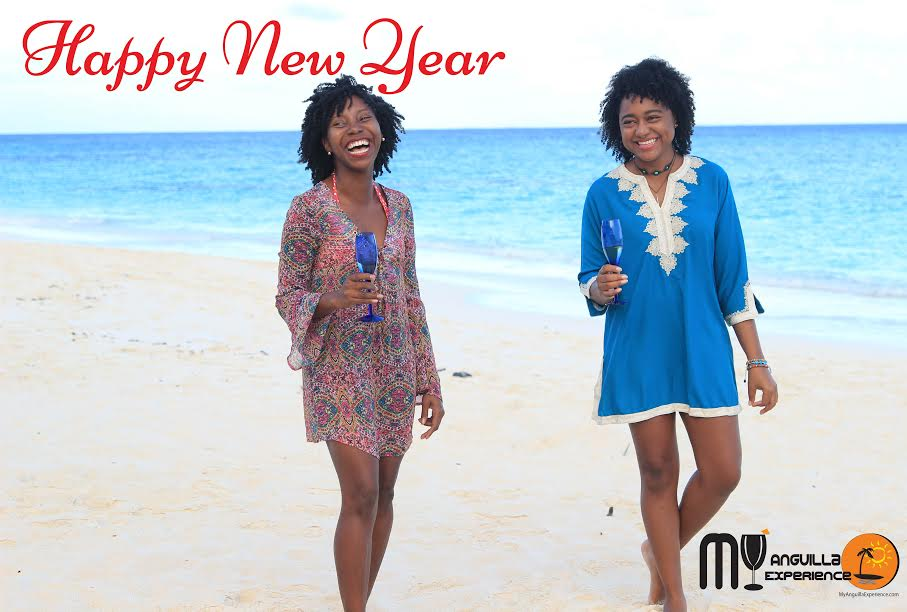 Happy New Year from Anguilla