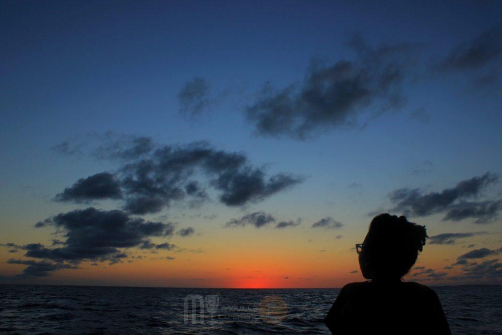 Goodbye Sun - We will see you tomorrow