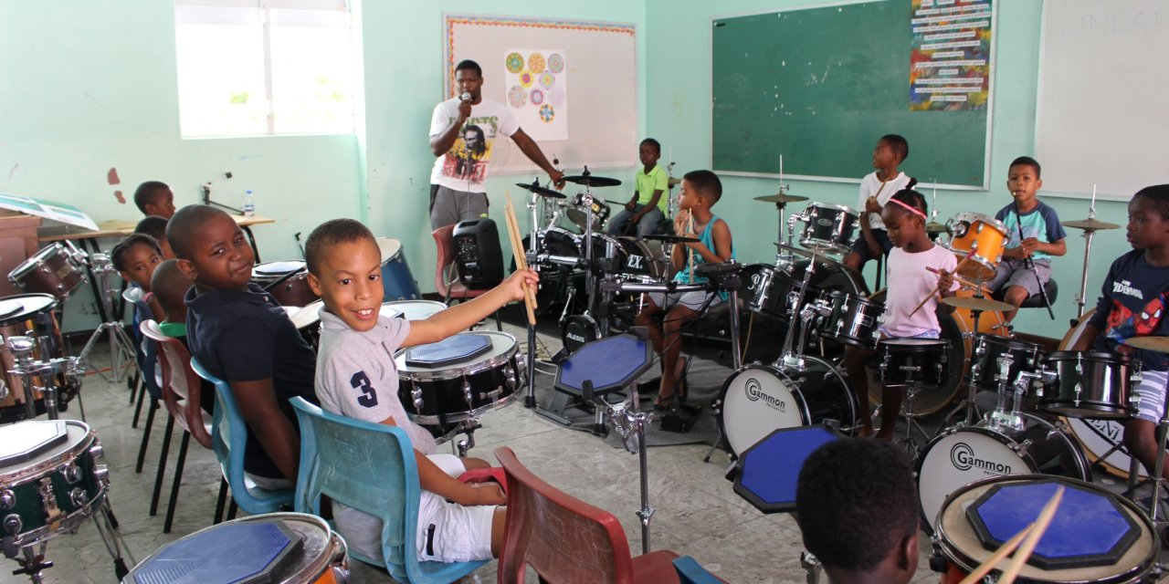 DYC's Youth Escape July Camps a Success