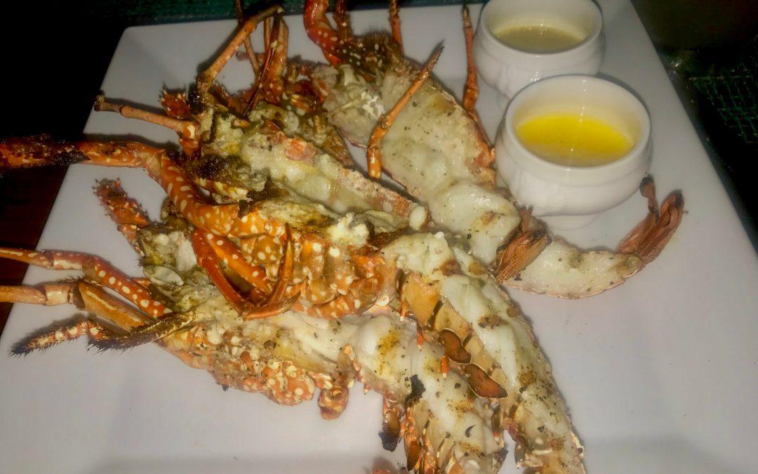 Nothing Sweeter Than Crayfish! Wednesday Nights at Veya Restaurant