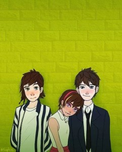 The Perks of Being a Wallflower anime version