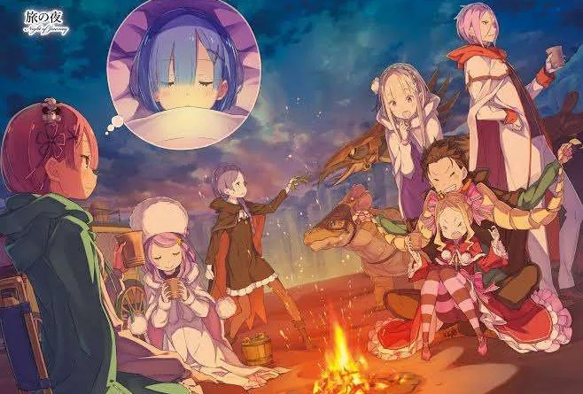 ReZero-the-main-casts
