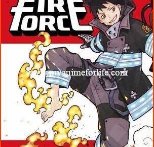 Due to Flu Manga Fire Force Takes 1-Week Break