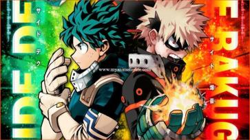 My Hero Academia Introduces New English Cast For Heroes Rising